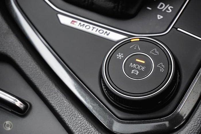 2019 Volkswagen Tiguan 132TSI Comfortline 5N MY20 Four Wheel Drive Black