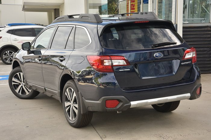2019 Subaru Outback 2.5i 5GEN MY19 Four Wheel Drive Blue