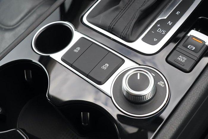 2015 Volkswagen Touareg 150TDI 7P MY15 Four Wheel Drive Black
