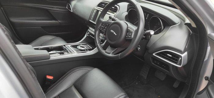 2016 Jaguar XE 20d Prestige X760 MY17 Silver