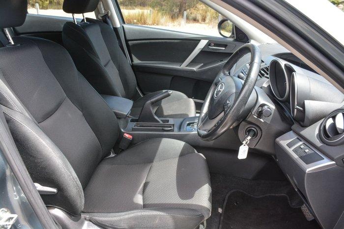 2012 Mazda 3 SP20 SKYACTIV BL Series 2 Grey