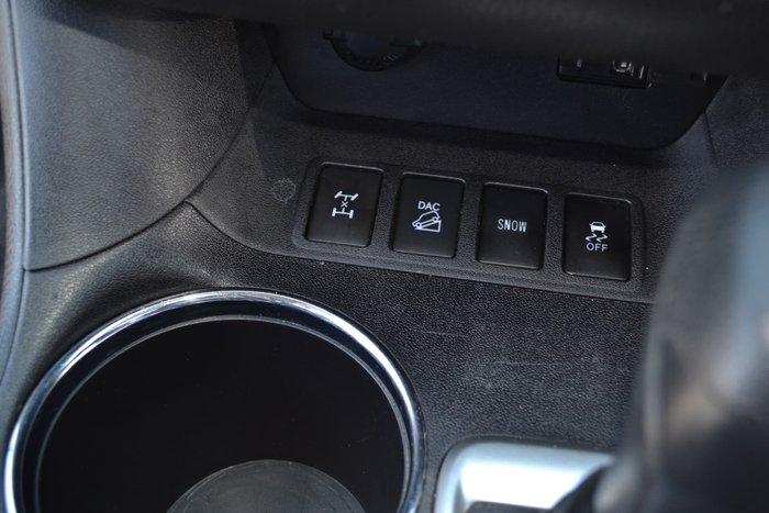 2017 Toyota Kluger GX GSU55R Four Wheel Drive Blue
