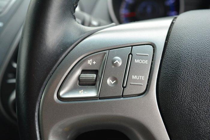 2015 Hyundai ix35 SE Series II MY15 Grey