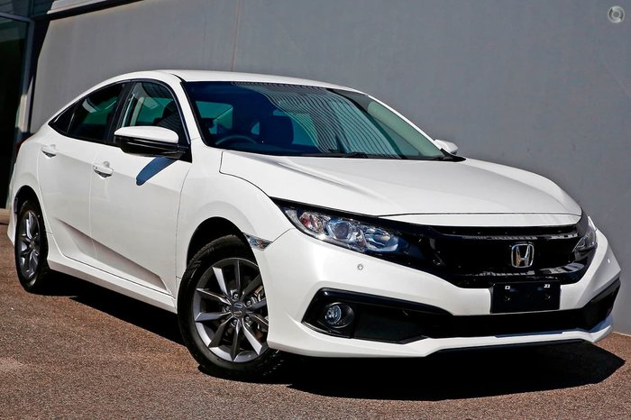 2019 Honda Civic VTi-S 10th Gen MY19 White