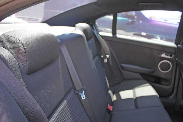 2008 Holden Commodore SV6 VE Silver