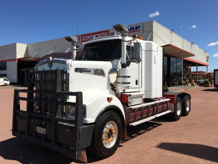 2012 Kenworth T909