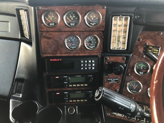 2011 Kenworth T909 cummins rebuild history