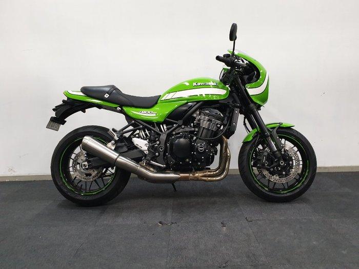 2018 Kawasaki Z900RS (ZR900C) Green