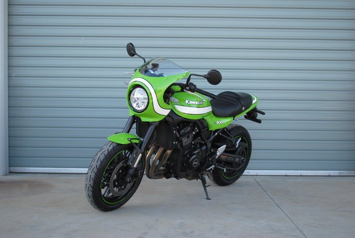 2018 Kawasaki Z900RS (ZR900C) Green