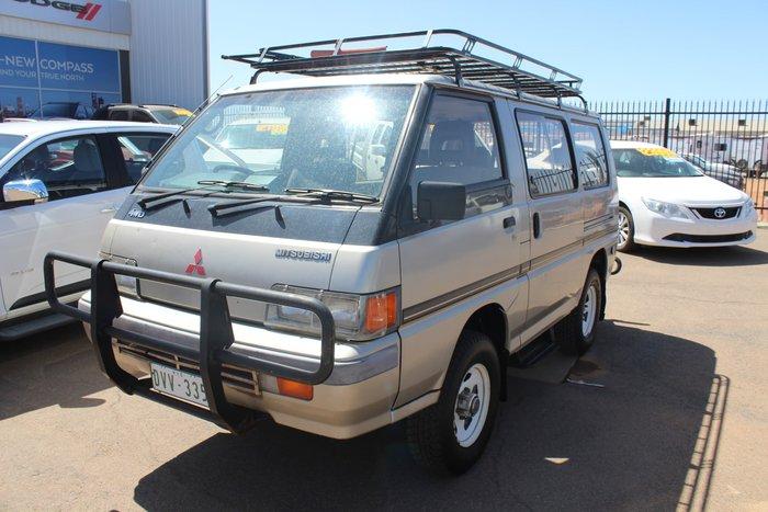 1989 Mitsubishi Starwagon null SF Grey