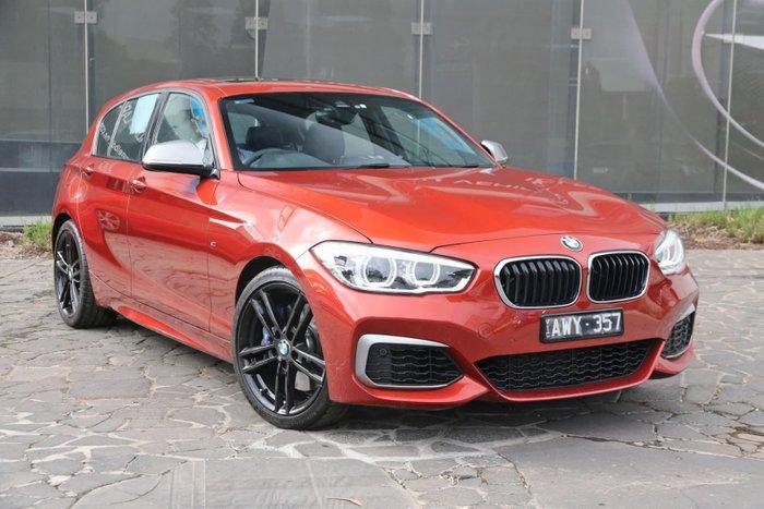 2018 BMW 1 Series M140i F20 LCI-2 Orange