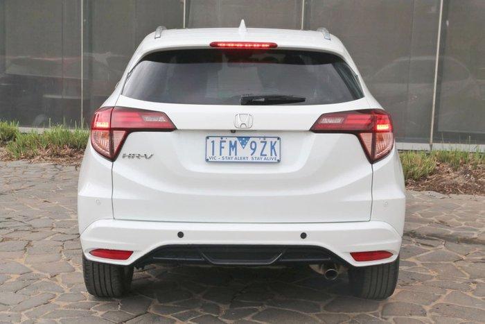 2015 Honda HR-V VTi-L MY15 White