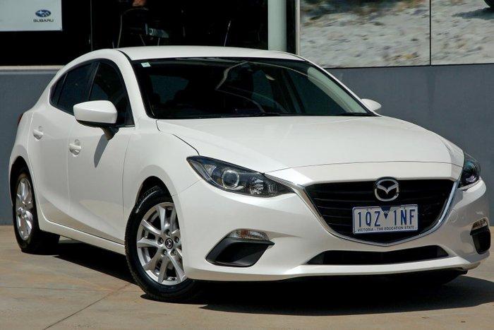 2014 Mazda 3 Maxx BM Series White