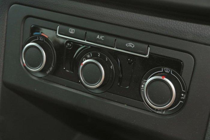 2016 Volkswagen Amarok TDI400 Core 2H MY16 4X4 Dual Range Grey