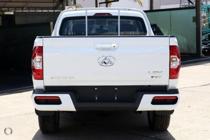 2019 LDV T60 PRO SK8C 4X4 Dual Range White