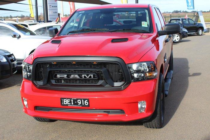 2019 RAM 1500 Express RamBox MY19 4X4 Dual Range Red