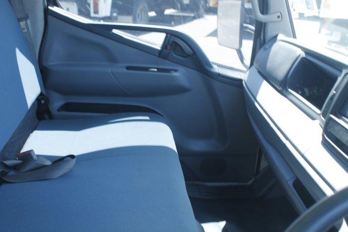 2013 Mitsubishi Canter 515 Cab Chassis White