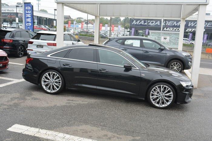 2019 Audi A6 55 TFSI S line 4A MY19 4X4 On Demand Grey