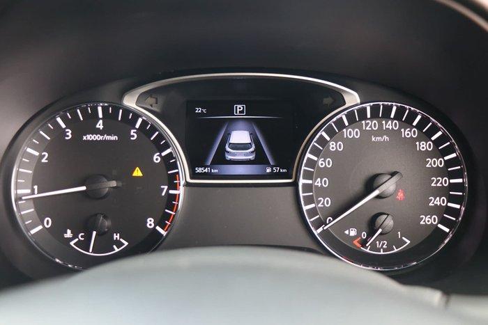 2016 Nissan Pathfinder ST R52 Series II MY17 White