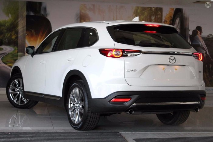 2019 Mazda CX-9 GT TC White