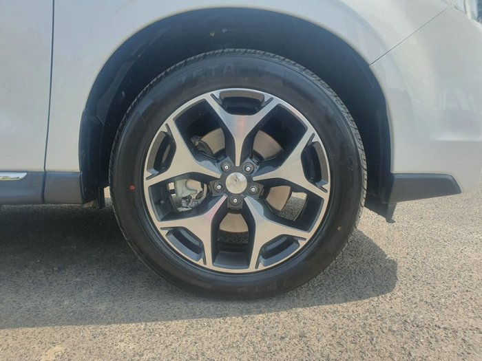 2015 Subaru Forester XT S4 MY15 Four Wheel Drive WHITE