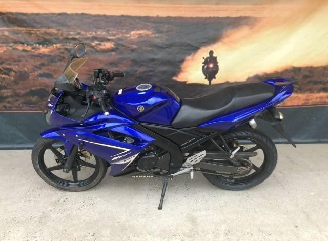 2012 YAMAHA YZF-R15 ROAD BLUE