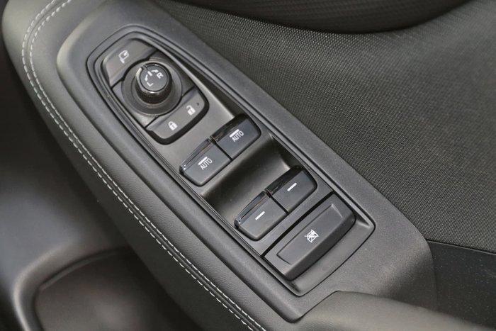 2019 Subaru Forester 2.5i S5 MY20 Four Wheel Drive Black