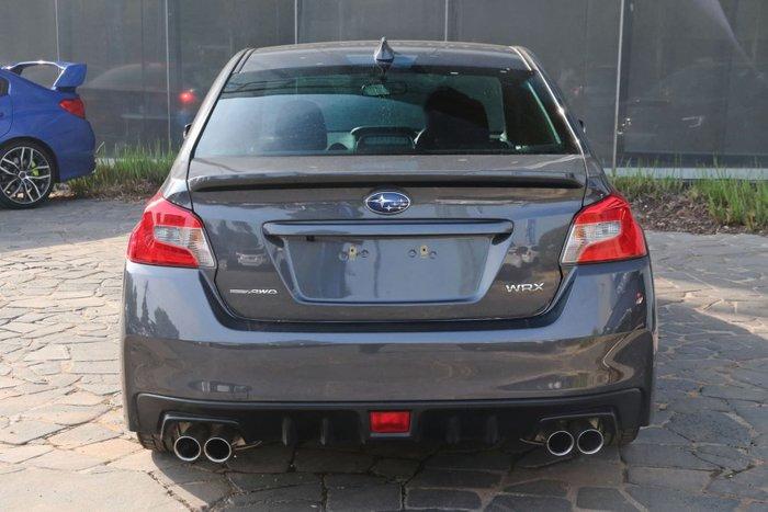 2019 Subaru WRX V1 MY20 Four Wheel Drive Grey