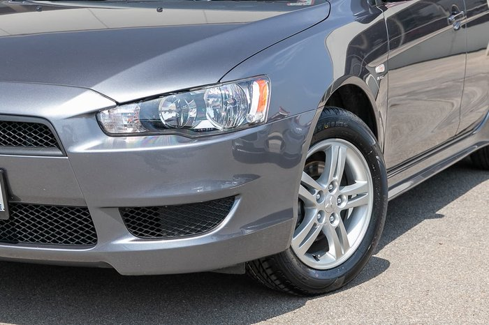 2009 Mitsubishi Lancer ES CJ MY09 Grey