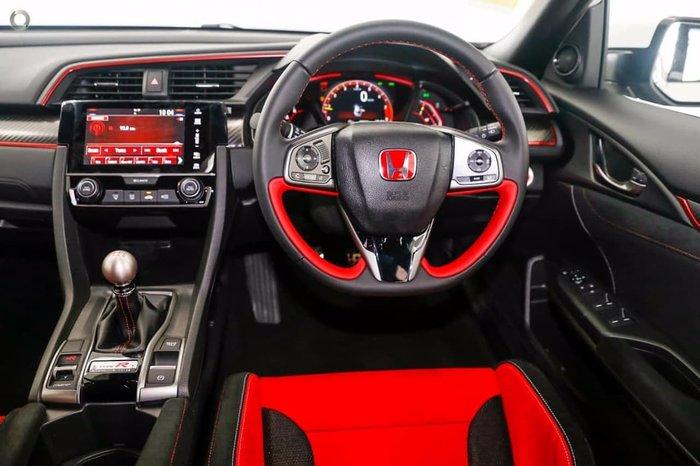 2020 Honda Civic Type R 10th Gen MY19 White