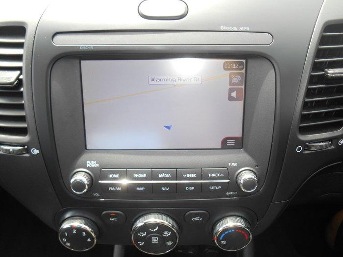 2015 Kia Cerato S Premium YD MY15 White