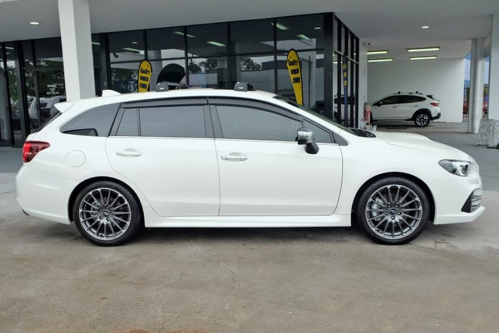 2019 Subaru Levorg 2.0 STI Sport V1 MY20 Four Wheel Drive White