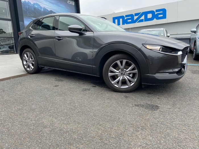 2019 Mazda CX-30 G25 Touring DM Series Grey