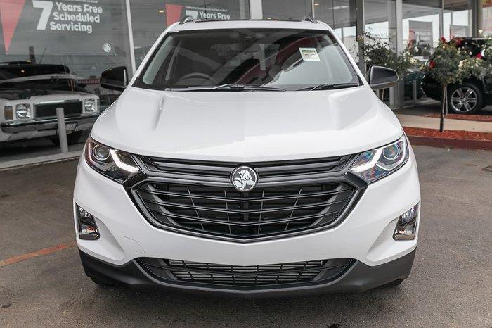 2019 Holden Equinox Black Edition EQ MY20 White