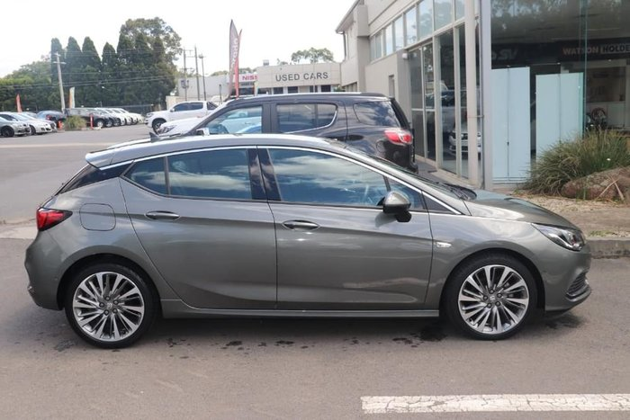 2019 Holden Astra RS-V BK MY19 Grey