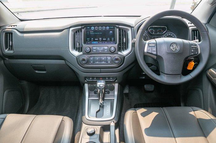 2019 Holden Trailblazer LTZ RG MY20 4X4 Dual Range Grey