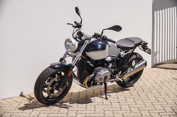 2019 BMW R NINE T PURE null null Black