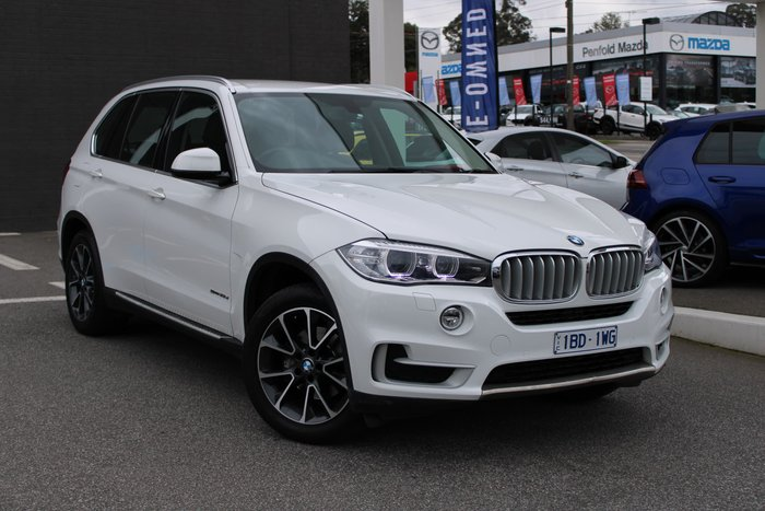 2014 BMW X5 sDrive25d F15 White