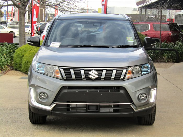 2020 Suzuki Vitara Turbo LY Series II 4X4 On Demand Grey