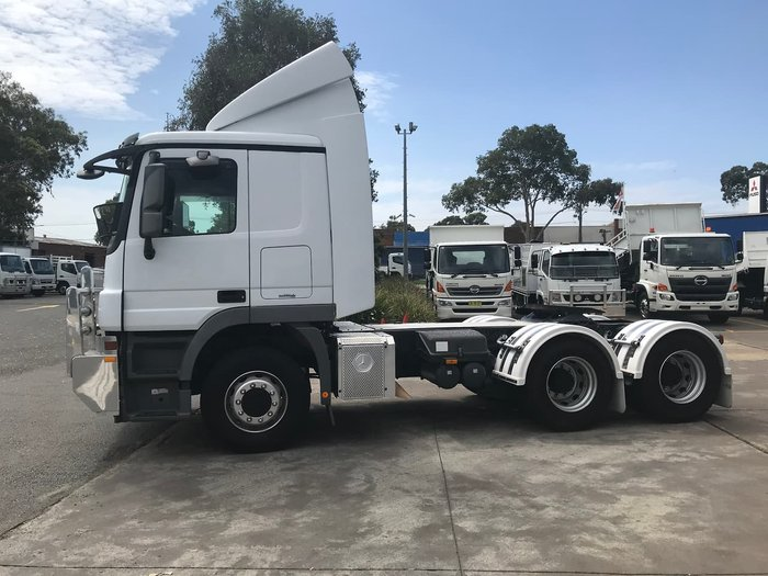 2015 MERCEDES-BENZ ACTROS 2644 null null null