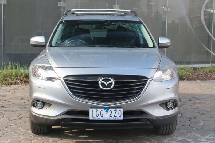 2015 Mazda CX-9 Grand Touring TB Series 5 4X4 On Demand Silver