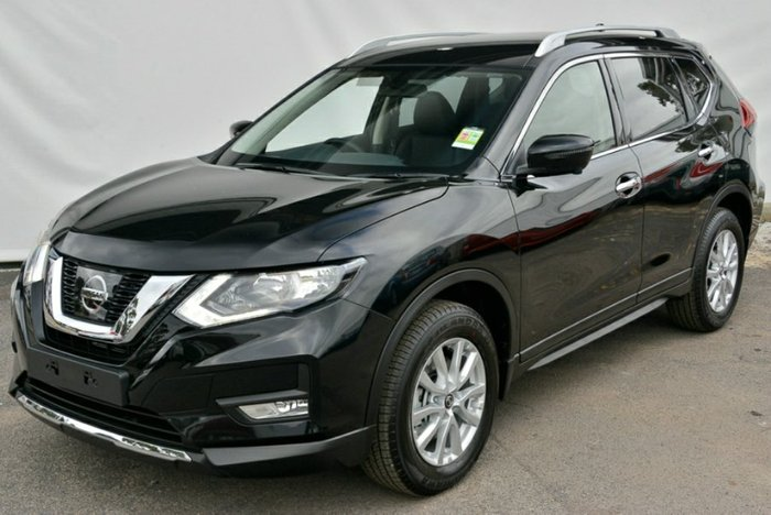 2018 Nissan X-TRAIL ST-L T32 Series II 4X4 On Demand DIAMOND BLACK
