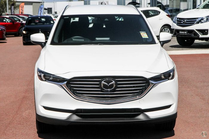 2019 Mazda CX-8 Sport KG Series 4X4 On Demand White