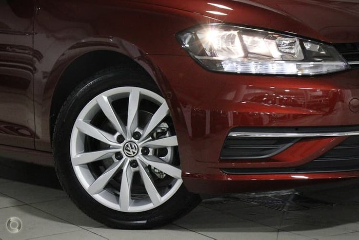 2019 Volkswagen Golf 110TSI Comfortline 7.5 MY20 Red