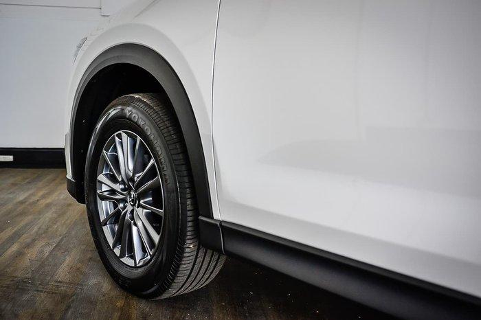 2017 Mazda CX-5 Maxx Sport KF Series 4X4 On Demand White