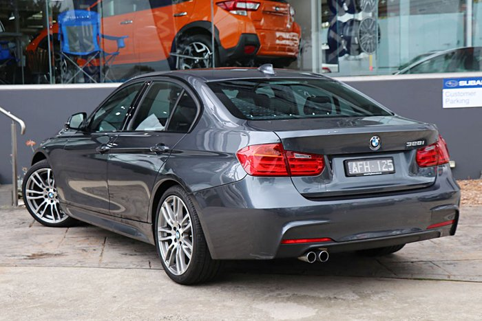 2013 BMW 3 Series 328i M Sport F30 MY14 Grey