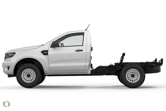 2019 Ford Ranger XL PX MkIII MY20.25 Arctic White