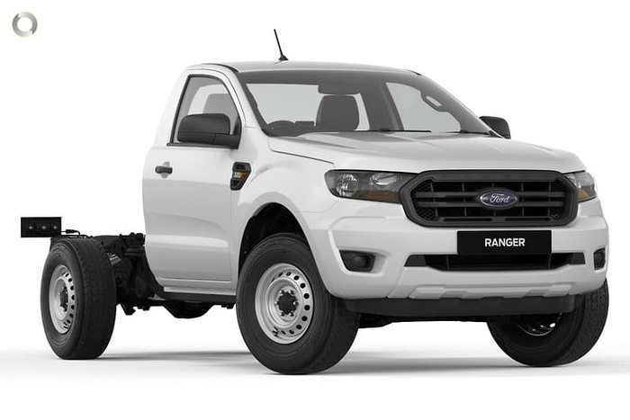 2019 Ford Ranger XL PX MkIII MY20.25 White