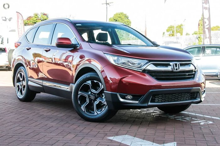 2020 Honda CR-V VTi-L RW MY20 Red