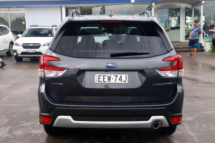 2020 Subaru Forester 2.5i-S S5 MY20 Four Wheel Drive Grey